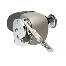 Windlass HRC10-10 24V 1200W 1 drum<br/>+ 1 chain wheel (Port) (10mm short<br/>link chain & 16mm rope)