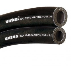 Hose fuel ID 8 mm<br/>17.2 bar max pressure<br/>price per meter
