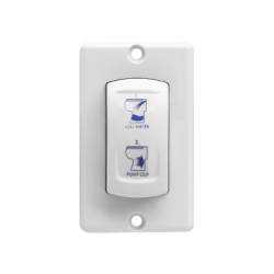 Toilet Control Panel for 04.01.0102<br/>/ 04.01.0103/ 04.01.0055/<br/>04.01.0056 12/24V rocker switch