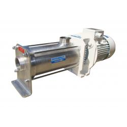 "Self priming single screw electric pumps ""MVI"" series"
