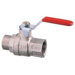 Lever operated ball valve PN32 & 40 Art. 1571