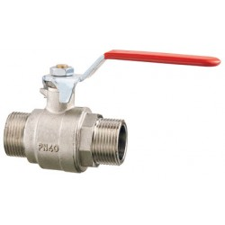 Lever operated ball valve PN40 Art. 1572