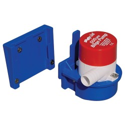Transom mount livewell pumps