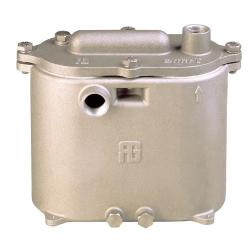 Fuel filter nickel plated bronze Art. 1165