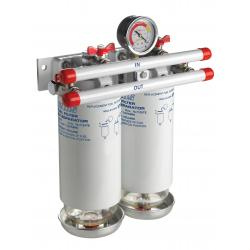 Fuel filters diesel water separators