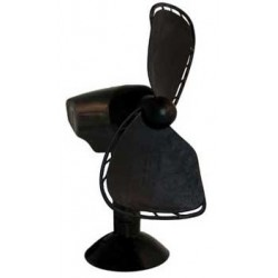 Ultimate High Airflow 12 Volt cabin fan (direct wire)