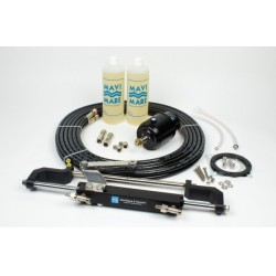 Hydraulic steering kit for OB engines upto 150Hp