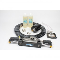 Evolution - Hydraulic steering kit for OB engines upto 300Hp