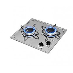 "Cooker Gas ""Burny"" 2 semi-rapid<br/>Diagonal burner<br/>"