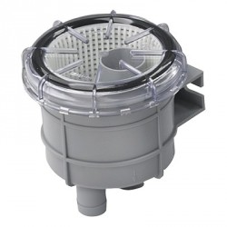 Strainer Cooling Water FTR140<br/>Dia. 13 mm hose connection 23 Lpm<br/>input