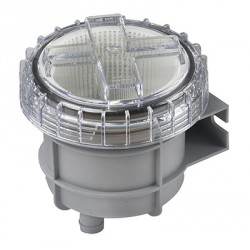 Strainer Cooling Water FTR330<br/>Dia. 13 mm hose connection 23 Lpm<br/>input