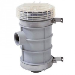 Strainer Cooling Water FTR1320<br/>Dia. 38 mm hose connection 205 Lpm<br/>input