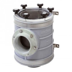 Strainer Cooling water FTR1900<br/>Dia. 63 mm hose connection 570 Lpm<br/>input