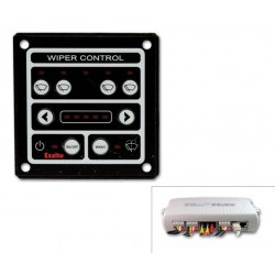 Wiper panel 24V for 2 heavy duty<br/>wipers<br/>