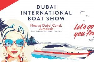 2018 Dubai International Boat Show
