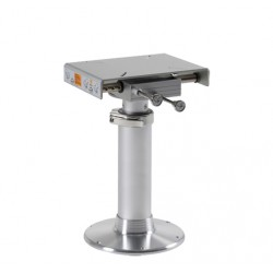 Seat pedestal powermatic 370-460 mm