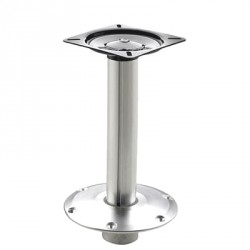 Seat pedestal PCRQ33 removable<br/>fixed height 330 mm with quick<br/>positioning swivel only base