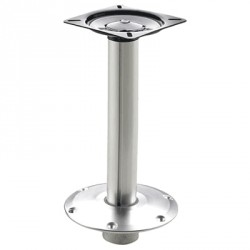 Seat pedestal PCRQ38 removable<br/>fixed height 380 mm with quick<br/>positioning swivel only base