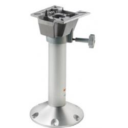 Seat pedestal PCF33 330mm fixed<br/>column Dia.73mm & Dia.228mm base<br/>with swivel only