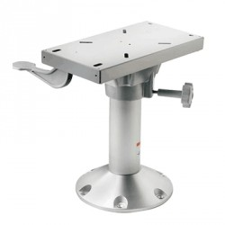Seat pedestal PCFS33 330mm fixed<br/>column Dia.73mm & Dia.228mm base<br/>with swivel & seat slide