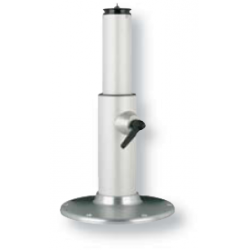 Adjustable table column ¤100/76 mm, powermatic