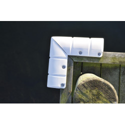 Multi function dock-fender (heavy duty) white
