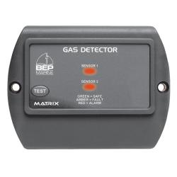 Gas detector 600-GD 12/24V (LPG,<br/>Petrol & CNG detection)<br/>