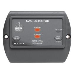 Gas detector 600-GDL 12/24V with<br/>pulse & hold circuit (LPG, petrol &<br/>CNG detection)
