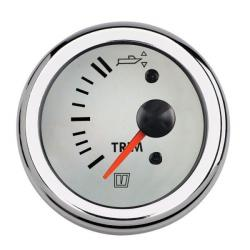 Gauge trim TRIM12WL for Z drive/<br/>trim tabs 12V white<br/>