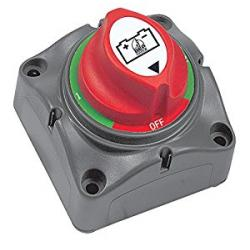 Battery selector switch 701S