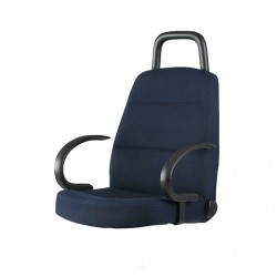 "<span class=""tooltip"">Seat helm ""Michigan deluxe"" Black<br/>artificial leather upholstery fixed<br/>armrest & headrest adjustable... 								<span class=""tooltiptext""> 									Seat helm ""Michigan deluxe"" Black artificial leather upholstery fixed