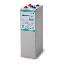 MVSV 2 Volt gel series batteries