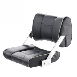 """<span class=""""tooltip"""">Seat helm FERRY CHTBSB moveable<br/>double sided backrest anodized<br/>aluminium hinges & Blue with White... <span class=""""tooltiptext""""> Seat helm FERRY CHTBSB moveable double sided backrest anodized aluminium hinges & Blue with White seam artificial leather upholstery </span> </span>"""