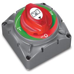 Battery selector switch 721