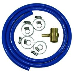 Marine water pick-up kits Tee fitting specifications
