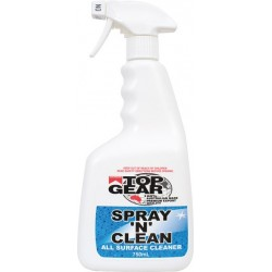 Spray 'n' clean surface cleaner