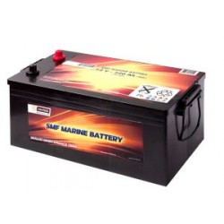 SMF marine batteries