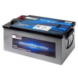 AGM maintenance-free marine batteries