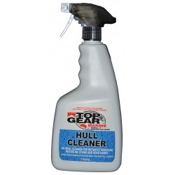 Marine hull cleaner