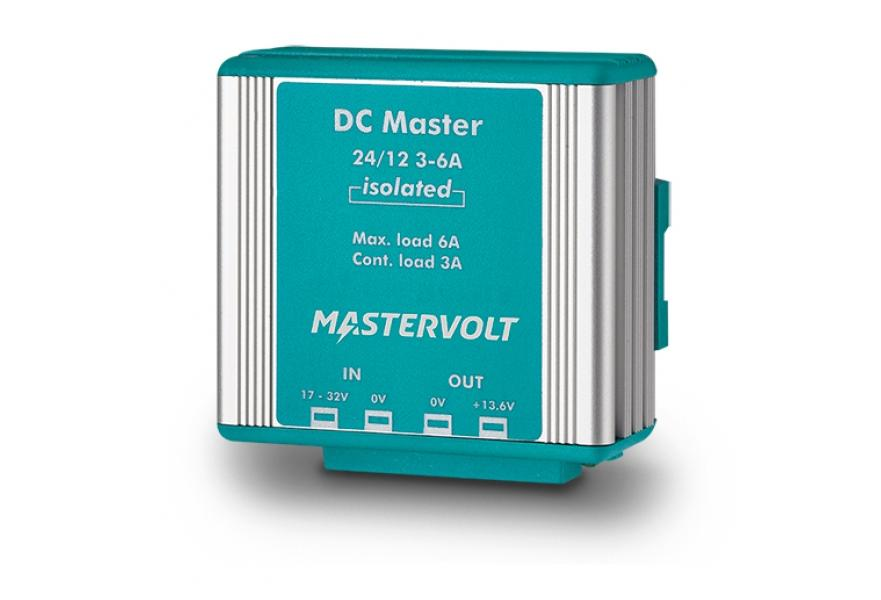 DC master converters (non-isolated)