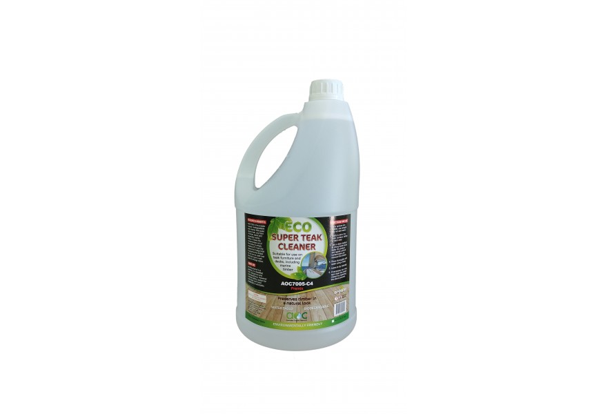 ECO Super teak cleaner
