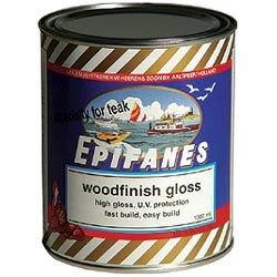 Woodfinish gloss (one - component) contains UV filter