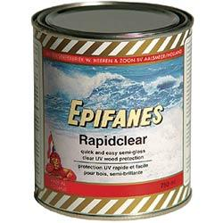 Rapidclear (one - component) contains UV filter