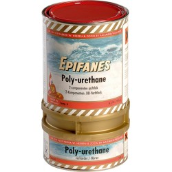 Poly - urethane clear gloss (two - component) contains UV