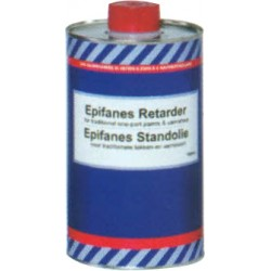 Retarder for paint & varnish (stunt oil)