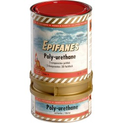Poly - urethane clear satin (two - component)