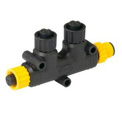 NMEA2000 T connector 2 Way (Cert.)