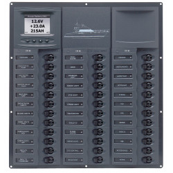 Cruiser series DC branch circuit breaker panels