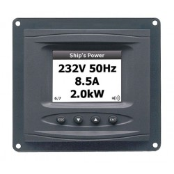 "ACSM 0-300V 0-120A 2.8"" color<br/>display with transducer<br/>"