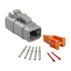 DTM Plug repair packs (20-24 AWG applications)